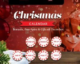 Enjoy Daily Benefits from Next Casino's Christmas Calendar