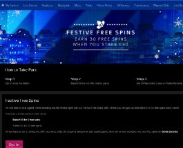 Enjoy Festive Free Spins at Sky Casino