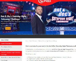 Win a VIP Weekend in London at 32Red Casino