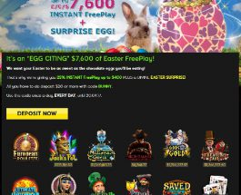 Claim Over $7K of Free Play at 888 Casino