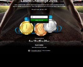 Go for a Gold Medal Bonus at Wild Jack Casino