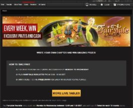 Win the Prize of Your Dreams in NetBet's Fairytale Roulette Prize Draw