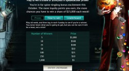 Win a Share of $100,000 at All Slots Casino This Month