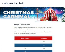 Party Casino Launches Christmas Carnival Promotion