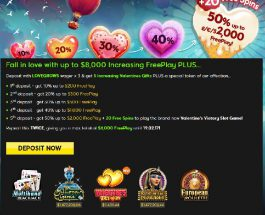 Get Up to $8,000 Free Play and Free Spins at 888 Casino