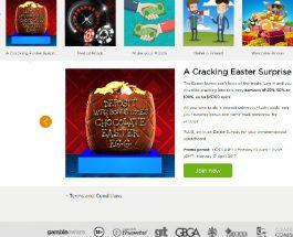 Enjoy Easter Surprises at Casino.com