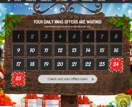Win Amazing Prizes from Redbet Casino's Christmas Calendar