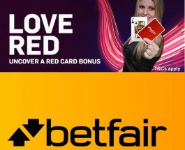 Win Free Bonuses Playing Live Blackjack at Betfair Casino