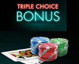 Bet365 Casino is Offering its Members Triple Bonus Wednesday