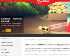 Win Free Spins and £3,500 Bonus Cash at 32Red Casino