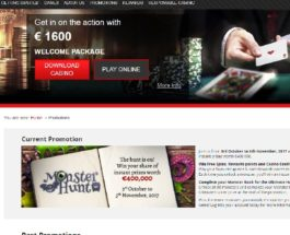 Win a Share of €400K Worth of Prizes at Wild Jack Casino