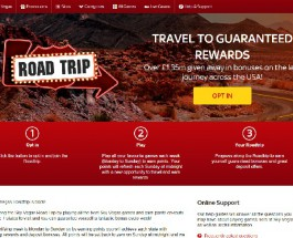 Sky Vegas Relaunches Road Trip Promotion with Huge Bonuses