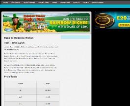 Win a Share of £50K at Grosvenor Casino