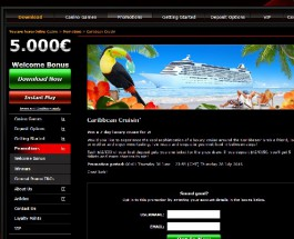 Mansion Casino Is Giving Away Caribbean Cruises