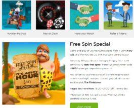Enjoy Daily Free Spins at Casino.com