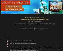 Fly to New York with NetBet Casino