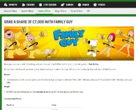 Win a Share of £7K at Unibet Casino