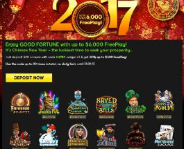 Celebrate the Chinese New Year with $6K Free Play at 888