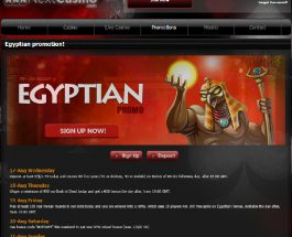 Enjoy Free Spins, Bonus Cash and More In Next Casino Egyptian Promo