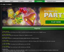 Win Free Spins and Bonuses at Casino Luck