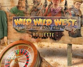 Win Bonus Cash Everyday with Mr Green's Wild Wild West Roulette