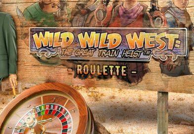 Win Bonus Cash Everyday with Mr Green's Wild Wild West Roulette