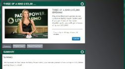 Win a £5,000 Cash Prize Playing Blackjack at Paddy Power
