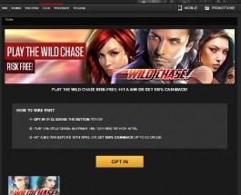 Play The Wild Chase Slot Risk Free at NetBet