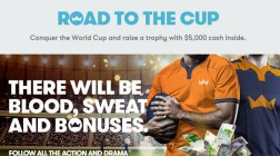 Win $5K at InterCasino from Rugby World Cup Promotion