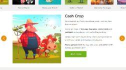 Enjoy Daily Bonuses in Casino.com's Cash Crop Promotion