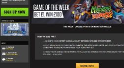 Earn Double Comp Points and Win Cash Prizes at NetBet Casino