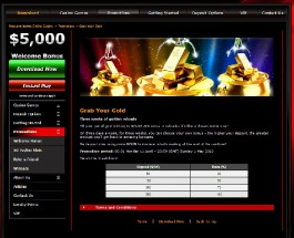 Claim Up To £4,500 in Bonuses at Mansion Casino