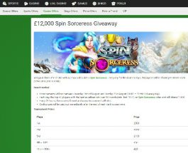 Win a Share of £2,000 each Day at Unibet Casino