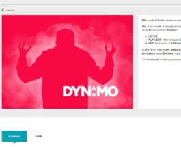Win A Private Show with Dynamo at Gala Casino