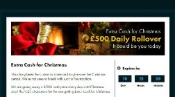 Numerous Chances to Win £500 Cash at Grosvenor Casino