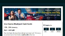 Win Extra Cash at Grosvenor Casino's Blackjack Tables Tonight