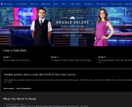 Earn Double Comp Points at Sky Casino This Weekend