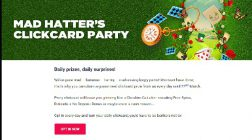 Claim Daily Prizes At Party Casino This Week