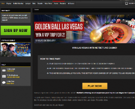 Win a VIP Trip for 2 to Las Vegas at NetBet Casino