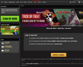 Claim a Share of £18K in NetBet Casino's Trick or Treat Competition