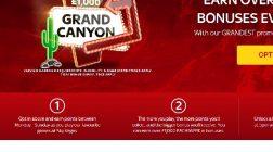 Earn Over £1,000 in Bonuses at Sky Vegas Each Week