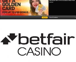 Win a £50 Bonus Playing Live Blackjack at Betfair