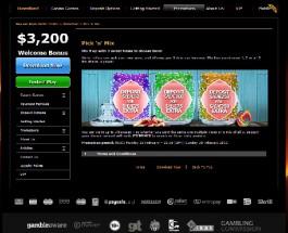 Casino.com Pick 'n' Mix Promo Offers Up to £750 Bonus