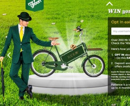 Mr Green Casino is Giving Away Exclusive Bicycles