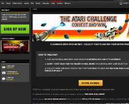 Win Prizes in NetBet's Atari Challenge Promotion