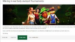 Win Big with Unibet's Daily Jackpot Casino Tournament