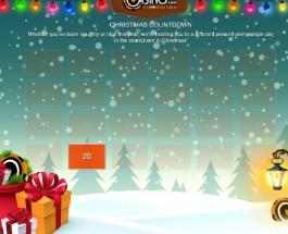Claim Your Final Christmas Bonuses at Casino.com