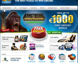 Enjoy Cashback and Bonuses at EU Casino on Monday