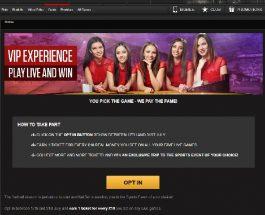 Win a VIP Sports Trip at NetBet Casino