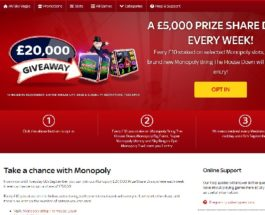 Claim a Share of £20,000 in Sky Vegas' Giveaway